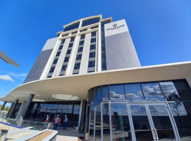 Courtyard Hotel Waterfall City - construction Jan 2021